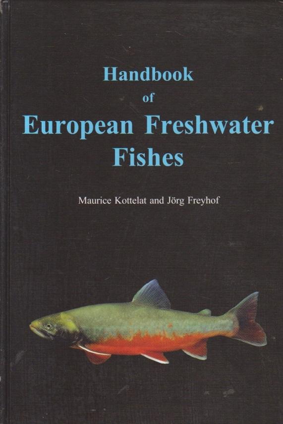 Handbook of European Freshwater Fishes