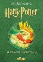 Harry Potter camera secretelor (volumul