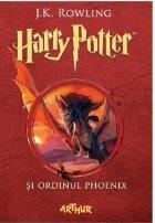 Harry Potter si Ordinul Phoenix (volumul 5 din seria Harry Potter)