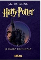 Harry Potter si piatra filosofala (volumul 1 din seria Harry Potter)