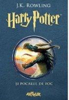 Harry Potter Pocalul Foc (volumul