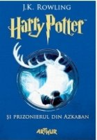 Harry Potter si prizonierul din Azkaban (volumul 3 din seria Harry Potter)