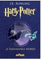 Harry Potter si Talismanele mortii (volumul 7 din seria Harry Potter)