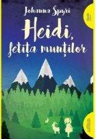 Heidi, fetita muntilor (repovestire)