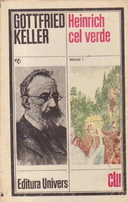 Heinrich cel Verde, Volumul I