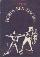 Horea Rex Daciae, Volumul I