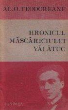 Hronicul Mascariciului Valatuc - Proza umoristica