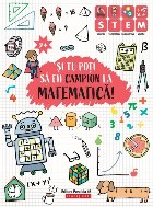 Și tu poți să fii campion la Matematică (7 ani+)