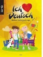 Ich Liebe Deutsch Dictionar ilustrat