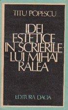 Idei estetice in scrierile lui Mihai Ralea