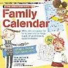 Iggy, Rosie & Ada Family Planner 2019 Wall Calendar