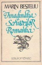 Imaginatia scriitorilor romantici