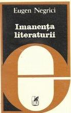 Imanenta literaturii