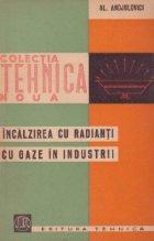 Incalzirea cu radianti cu gaze in industrii