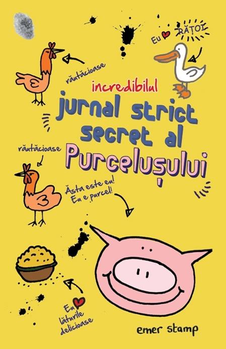 Incredibilul jurnal strict secret al purcelusului