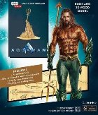IncrediBuilds: Aquaman Book and 3D Wood Model