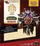 IncrediBuilds: World Warcraft: Horde Wood
