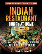 Indian Restaurant Curry at Home Volume 2