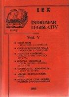 Indrumar Legislativ 1990 adnotari comentarii