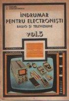 Indrumar pentru electronisti Radio televiziune