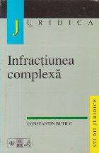 Infractiunea complexa