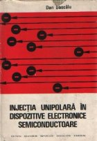 Injectia unipolara dispozitive electronice semiconductoare