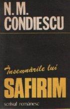 Insemnarile lui Safirim