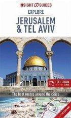 Insight Guides Explore Jerusalem & Tel Aviv (Travel Guide wi