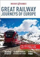 Insight Guides Great Railway Journeys of Europe (Travel Guid