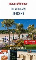 Insight Guides Great Breaks Jersey (Travel Guide with Free e