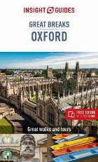 Insight Guides Great Breaks Oxford (Travel Guide with Free e