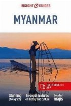 Insight Guides Myanmar (Burma) (Travel Guide with Free eBook
