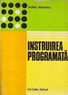 Instruirea programata invatamintul liceal tehnic