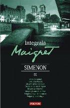 Integrala Maigret IX