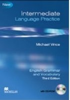 Intermediate Language Practice : English Grammar and Vocabulary (3rd Edition)(with CD-ROM)