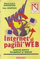 Internet pagini WEB Manual pentru