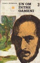 Un om intre oameni, Volumul al III-lea (Editie 1967)