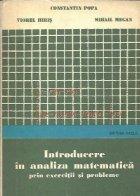 Introducere in analiza matematica prin exercitii si probleme