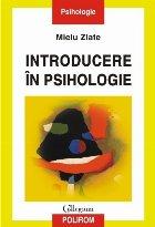Introducere în psihologie (ediţia a III-a)