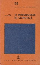 O introducere in semiotica