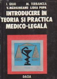 Introducere in teoria si practica medico-legala, Volumul al II-lea