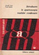 Introducerea spectroscopia mediilor condensate