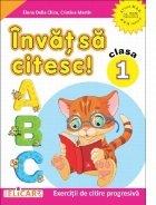 Invat sa citesc! Clasa I. Caiet de lucru. Varianta - ed. ART/EDP (Pitila, Mihailescu)