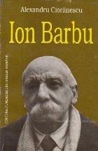 Ion Barbu - Monografie
