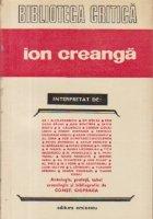 Ion Creanga interpretat de...