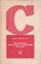 Ion Creanga intre mari povestitori ai lumii