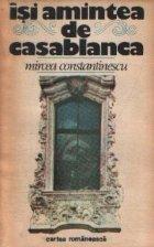 Isi amintea de Casablanca