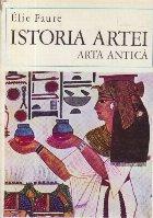 Istoria Artei, I - Arta antica
