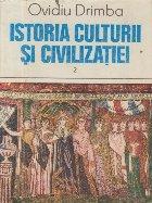 Istoria culturii si civilizatiei, Volumul al II-lea