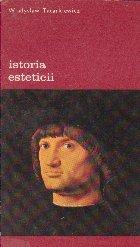 Istoria esteticii, Volumul al III-lea, Estetica moderna (partea I)